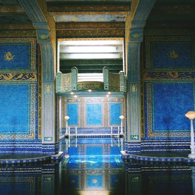 Indoor-Swimmingpool Hearst Castle